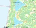 Map commune FR insee code 40046.png