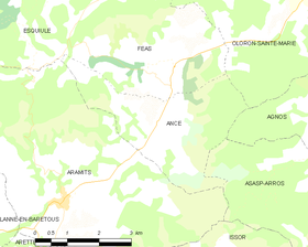 Map commune FR insee code 64020.png