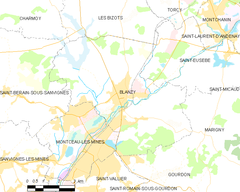 Map commune FR insee code 71040.png