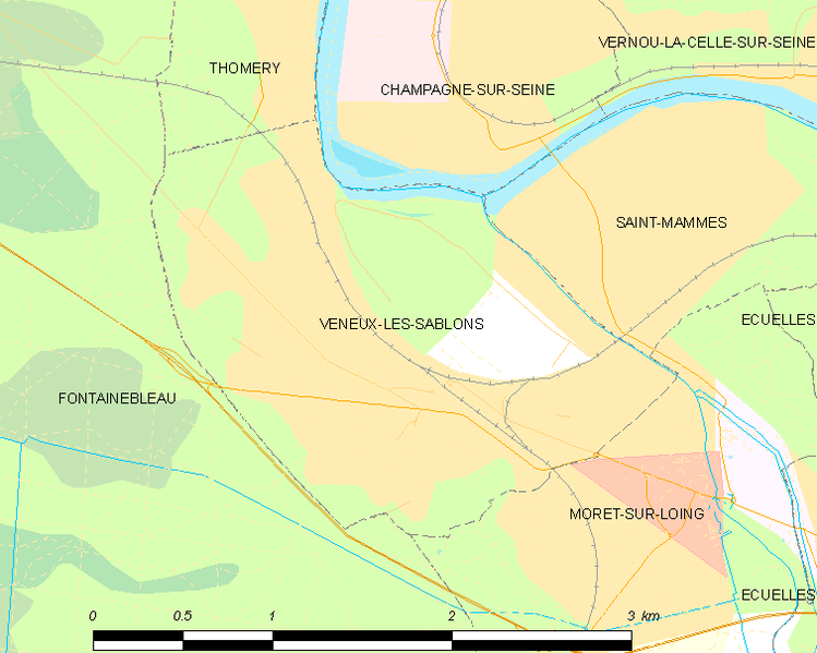 Fitxer:Map commune FR insee code 77491.png