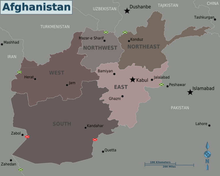 File:Map of Afghanistan.png
