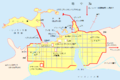 Map of Alexandria in the Ptolemaic period (Japanese).png
