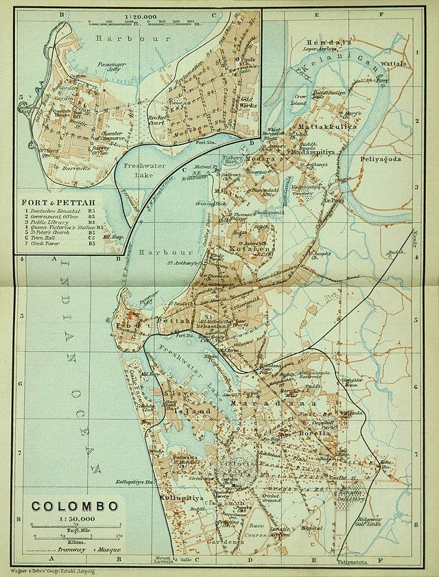 Colombo Wikiwand