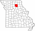 Map of Missouri highlighting Macon County.png