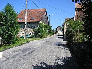 Marcellaz Commune in Auvergne-Rhône-Alpes, France