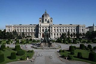 Kunsthistorisches Museum art museum in Vienna, Austria