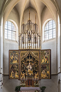 Maria Laach Kirche Flügelaltar 01.JPG