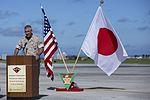 Marine Aerial Refueler Transport Squadron 152 transfer ceremony 140715-M-RN526-049.jpg