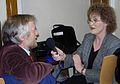 Mark Rees interviewed by Christine Burns MBE.jpg