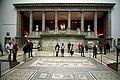 Market building and mosaic of Miletus - Pergamonmuseum - Berlin - Germany 2017 (2).jpg