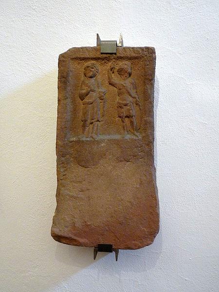 File:Mars et une déesse-Betschdorf-Musée archéologique de Strasbourg.jpg