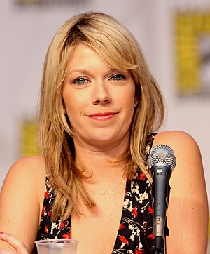 Mary Elizabeth Ellis - Ellis at the 2010 San Diego Comic-Con International