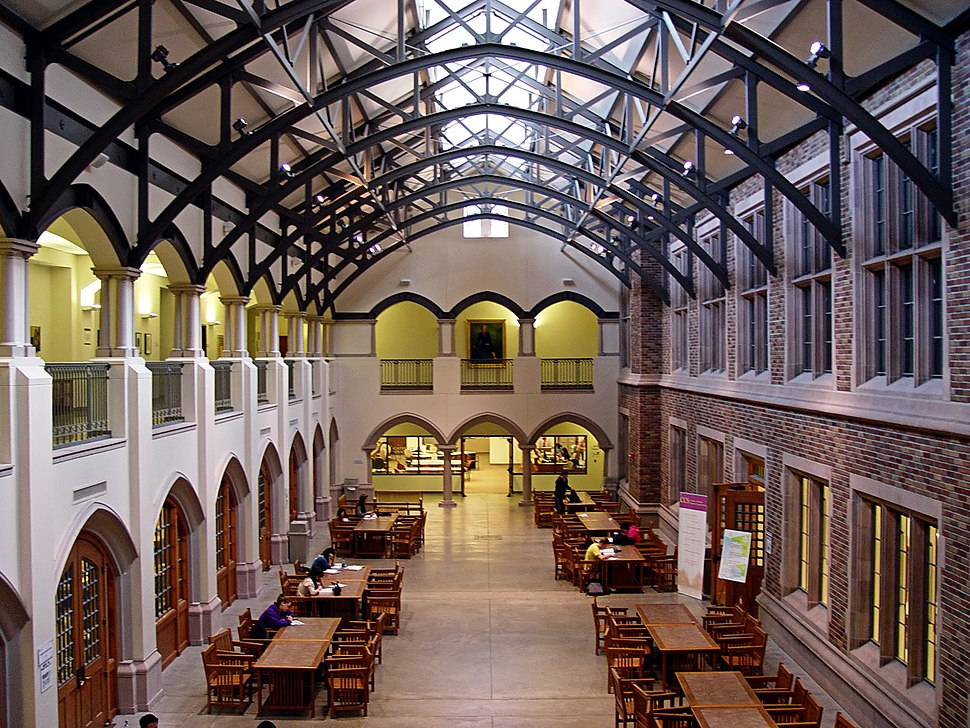 Mary Gates Hall at the UW in 2006.jpg