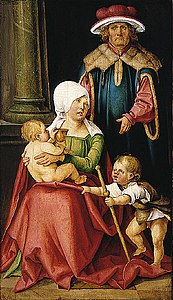 Mary Salome and Zebedee with their Sons James the Greater and John the Evangelist.jpg