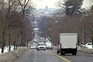 Observatory Circle - Massachusetts Avenue