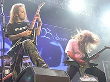 Children of Bodom 2007. aastal esinemas
