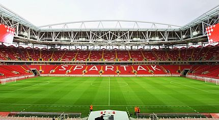View of the Otkrytie Arena. Match veteranov Spartaka (8).jpg