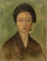 MatsumotoShunsuke Portrait of a Lady(Aunt Chiyo).png