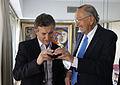 Mauricio Macri asistió a homenaje al arquitecto César Pelli (8208389287).jpg