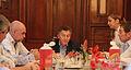 Mauricio Macri presidió la reunión semanal del gabinete porteño (6760523703).jpg