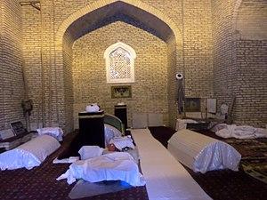 Mausoleum of Sheikh Zaynudin - Image: Mausoleum of Sheikh Zaynudin 12 46