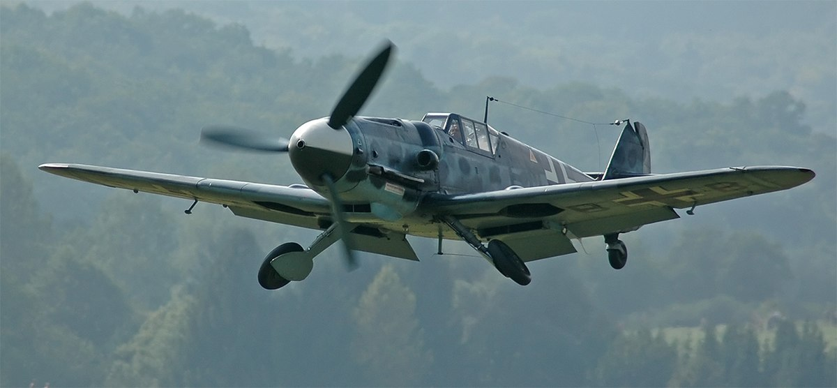 Messerschmitt Bf 109 Wikipedia