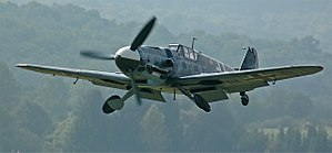 Messerschmitt Bf 109 - Image: Me 109 G 6 D FMBB 1