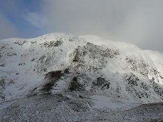 Meall nan Tarmachan mountain in the United Kingdom