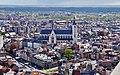 Mechelen Onze-Lieve-Vrouw over de Dijle viewed from Kathedraal Sint Rombout.jpg
