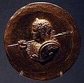 Medaglioni aurei romani da tesoro di aboukir, inv. 2433 busto corazzato e laureato di caracalla.jpg