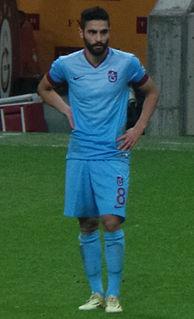 Mehmet Ekici Turkish footballer