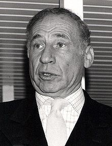 alt=Description de l'image Mel Brooks.jpg.