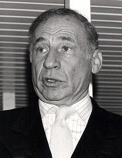 Mel Brooks American director, writer, actor, comedian and producer