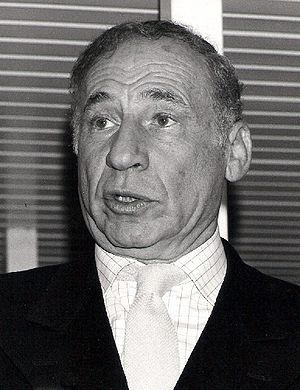 Mel Brooks - Brooks, circa February 1984