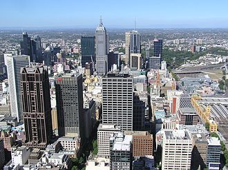 Kylie Minogue - Melbourne, Australia, the city where Minogue was born.