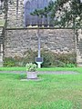 Memorial cross, St Tudfil - geograph.org.uk - 959797.jpg