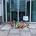 Memorial for the Kathua Rape Case at the Indian Consulate in Munich, Germany.jpg