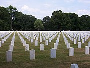 Memphis National Cemetery (2006)