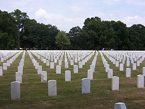 Memphis National Cemetery - National Cemetery in Memphis, Tennessee