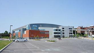 Meridian Centre - Image: Meridian Centre Exterior