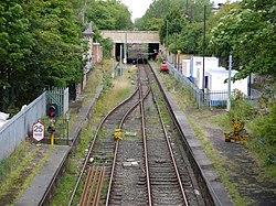 Metro Railway near former Jesmond Station (geograph 3619032).jpg