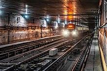 Metro de São Paulo, Luz Station, Brazil.jpg