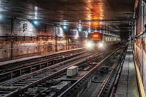 Metro de São Paulo, Luz Station, Brazil