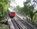 Metropolitan and Piccadilly Lines railway near Ickenham - geograph.org.uk - 207019.jpg