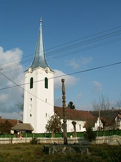 Pănet Commune in Mureș, Romania