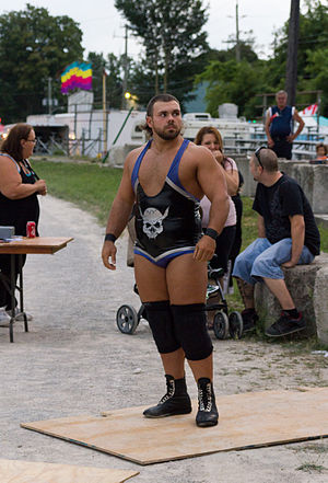 Michael Elgin - Elgin in 2011