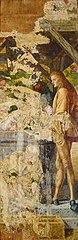 Josef wird in den Brunnen geworfen