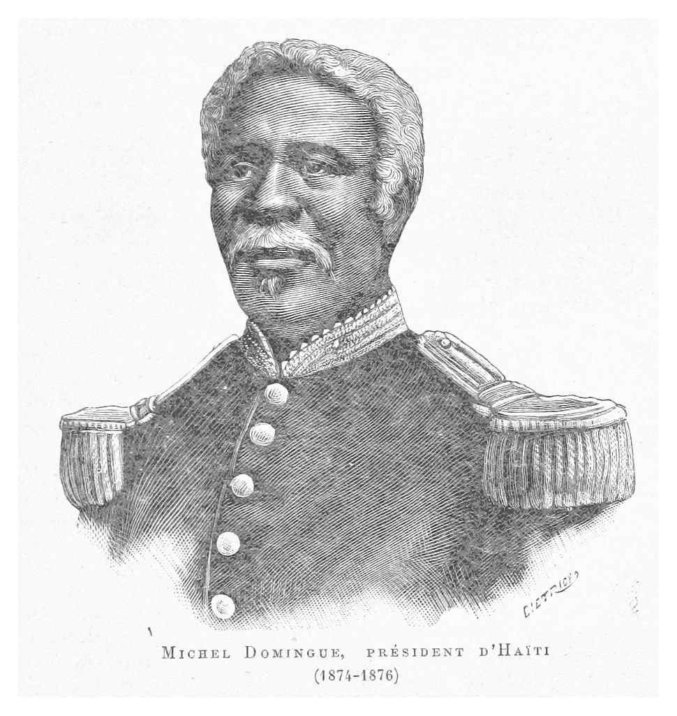 Michel Domingue (President d'Haiti 1874-1876)