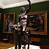 Michelangelo (alleged) bronze at Fitzwilliam Museum, Cambridge.jpg
