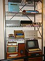 Microcomputer collection rack - Computer History Museum (2007-11-10 21.24.22 by Carlo Nardone).jpg